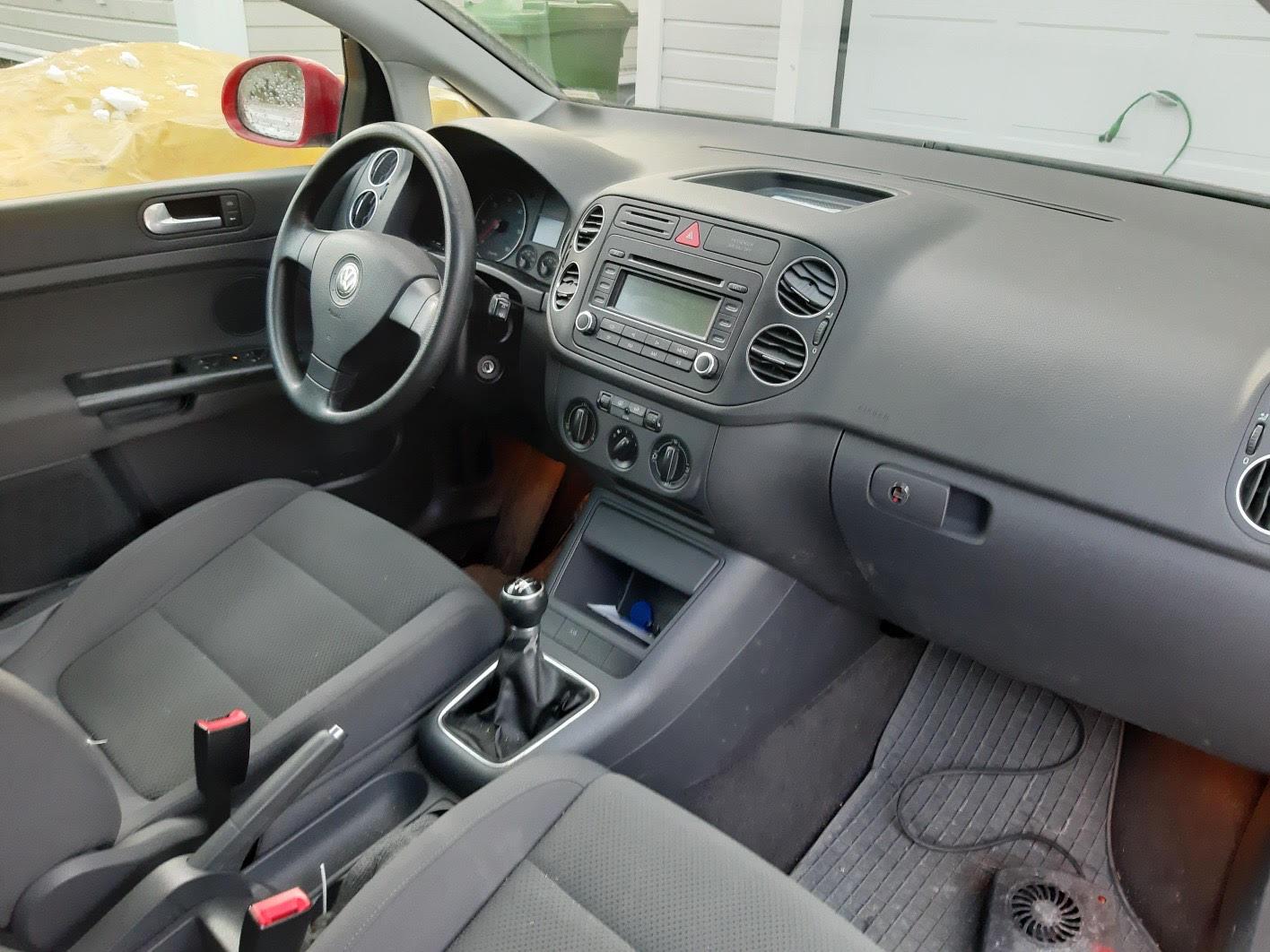 Volkswagen Golf Plus 2.0 TDI PwD Comfortline 5d